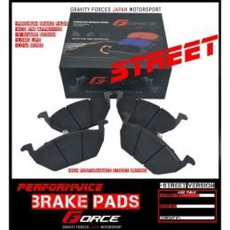 Front Brake Pads STREET...